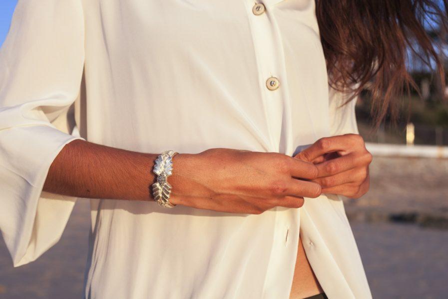 Bracelet Colombe - Gold   Photo 1