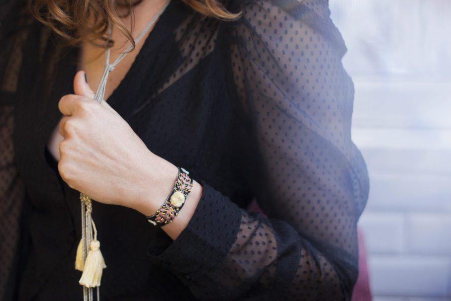 Bracelet Josy - Make up | Photo 1