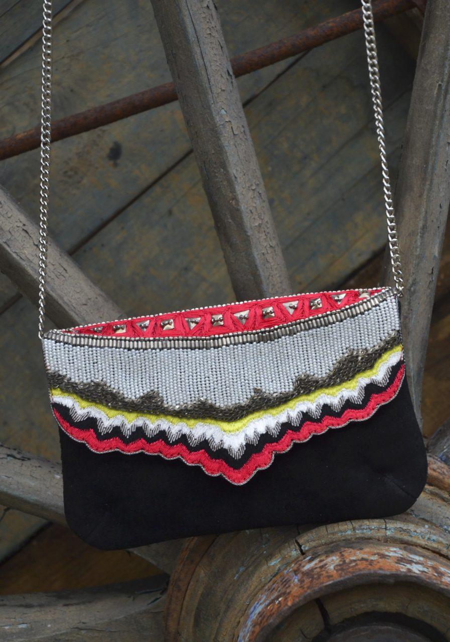 Mahes bag - Black/Red | Photo 2