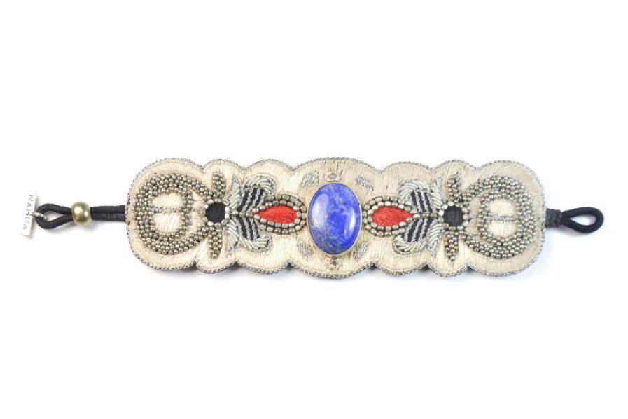 Bracelet Opera - Blue/Mastic | Photo 1