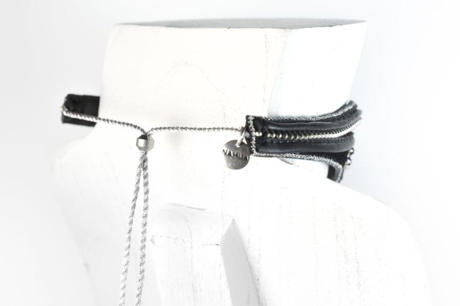 Chocker Paola - Black | Photo 3