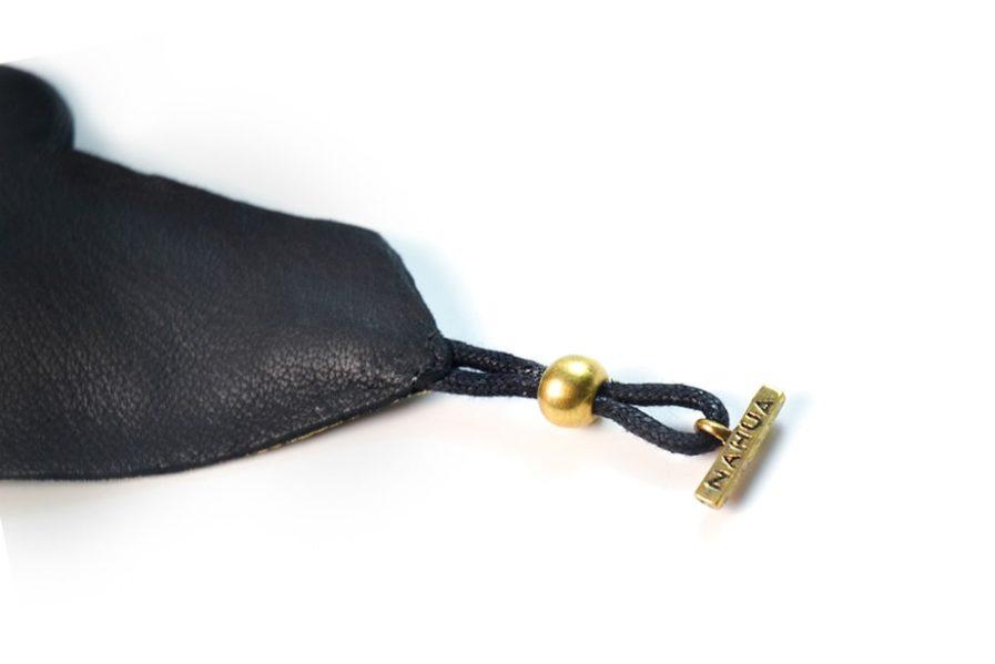 Bracelet Brahma - Grey/Raspberry | Photo 3