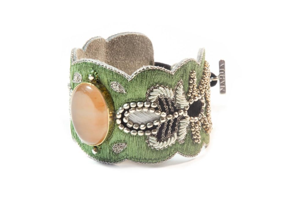 Bracelet chic Opera | Pink/Mousse