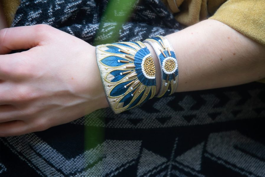 Bracelet Apache - Duck/Mastic | Photo 1
