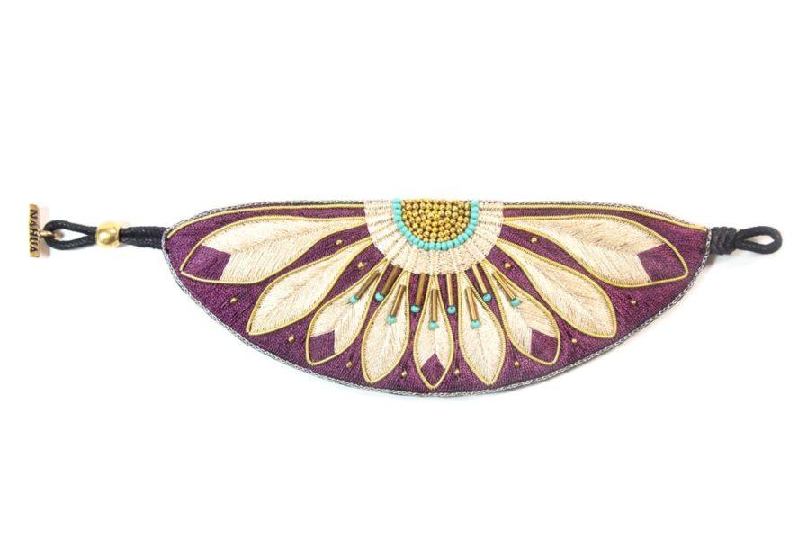 Bracelet Apache - Purple/Mastic   Photo 3