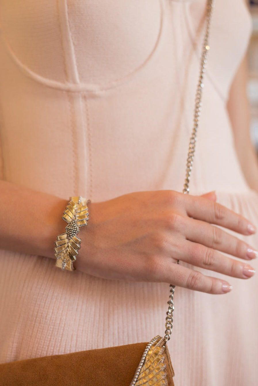 Bracelet Colombe - Mandarin   Photo 3