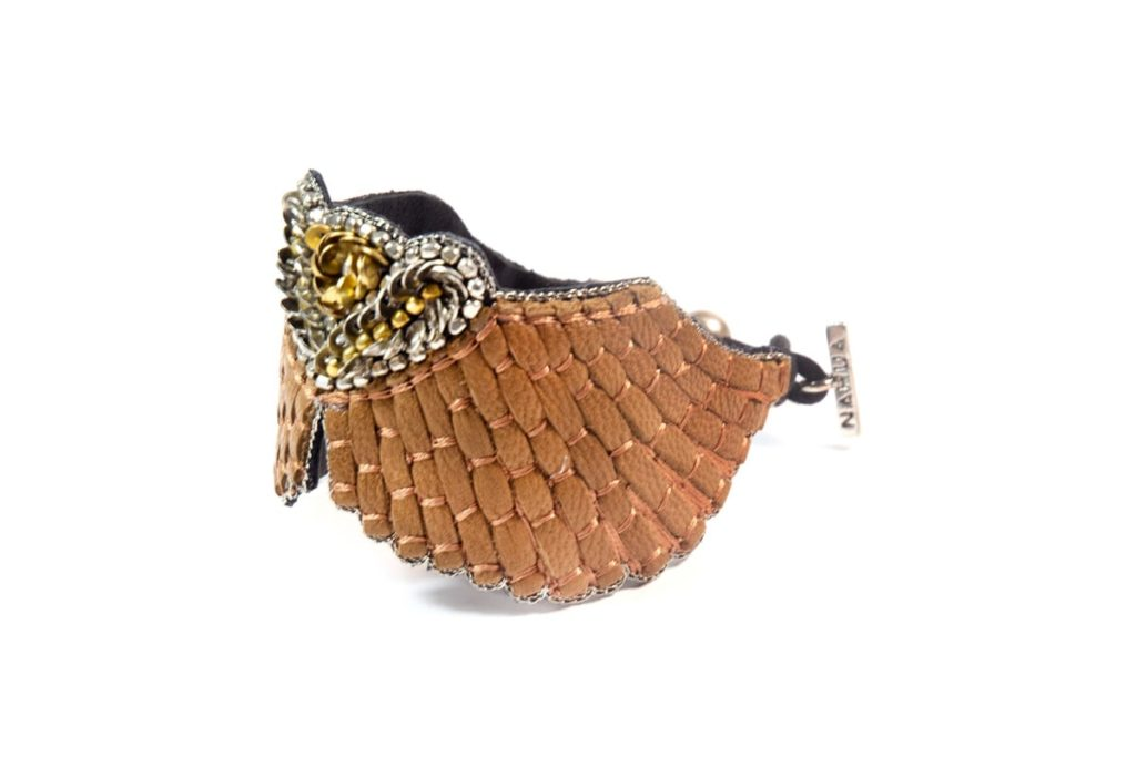 Bracelet cuir Angy | Nuts