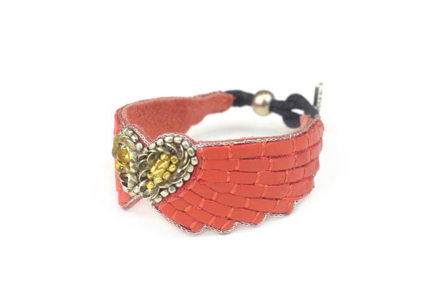 Bracelet ange Mandarin NAHUA