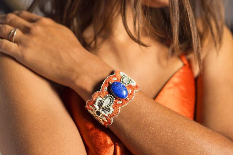 Bracelet Opera Copper NAHUA