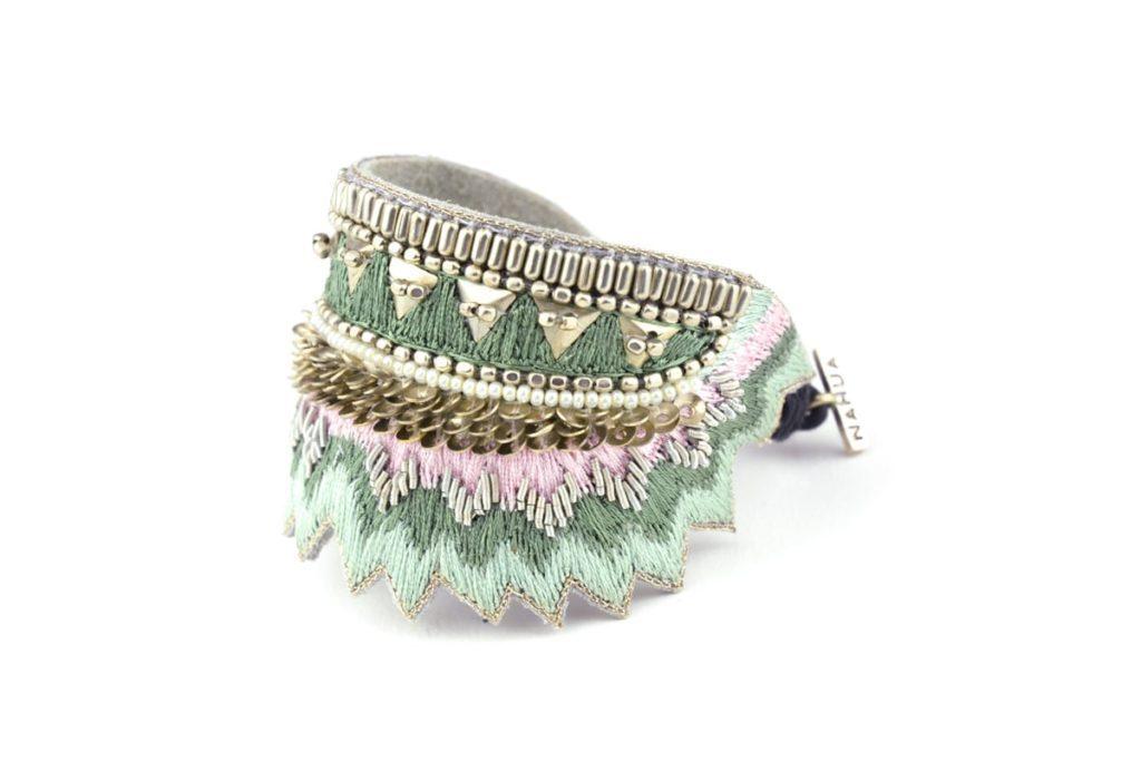Maheswari bracelet | Sauge
