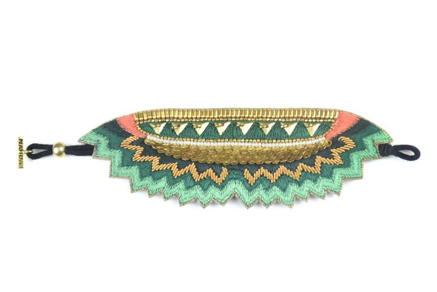 Bracelet ethnique Maheswari | Prairie