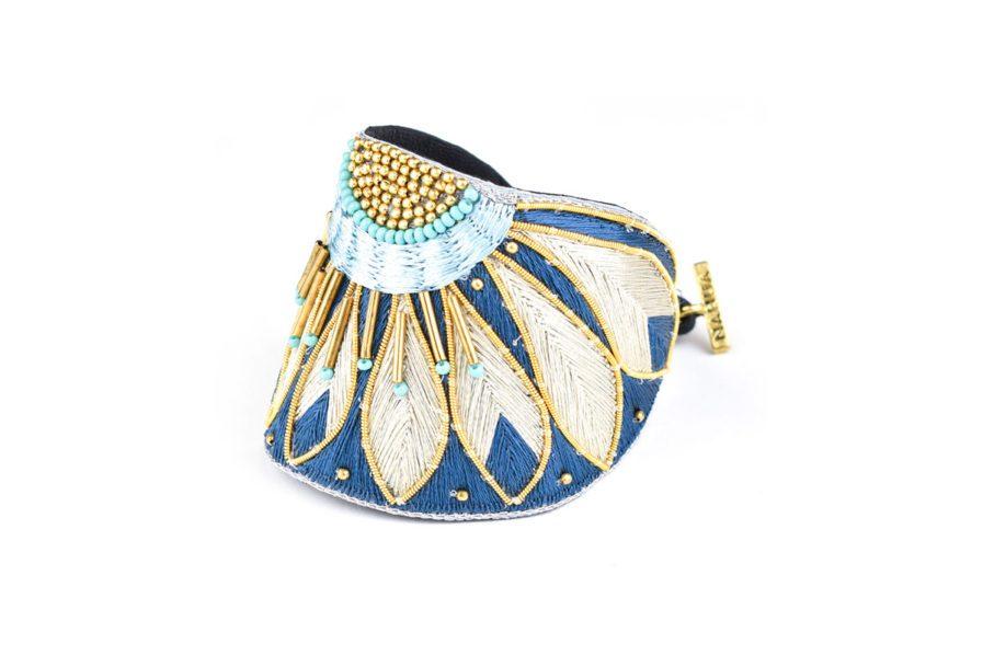 Bracelet ethnique Apache   Arctic