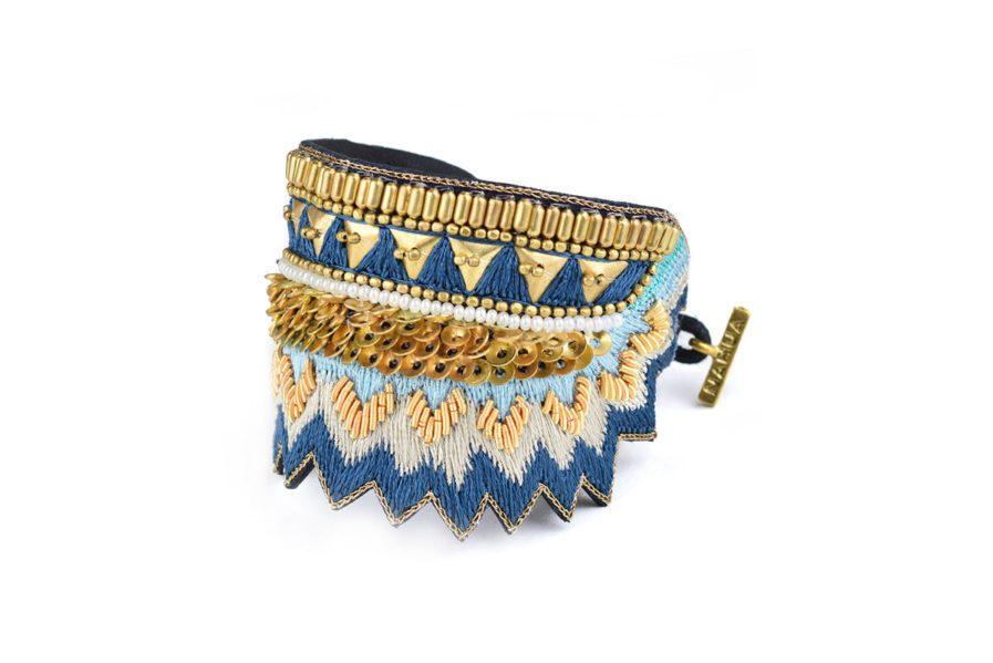 Bracelet ethnique Maheswari | Arctic