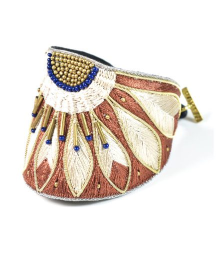 Bracelet ethnique Apache | Copper