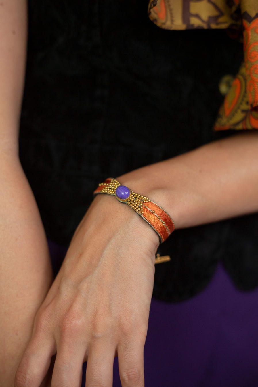 Bracelet ethnique Branis | Fawn