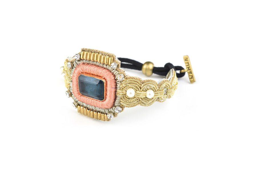 Bracelet chic Dulce | Peach