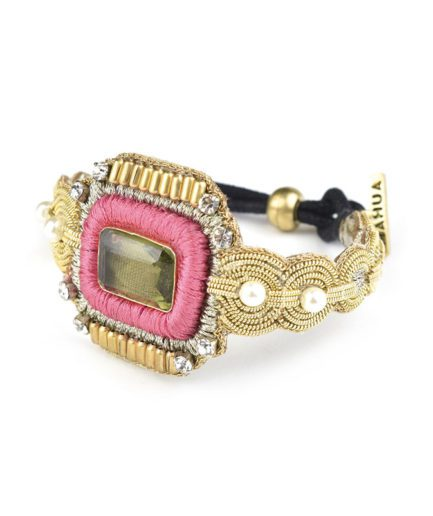 Bracelet chic Dulce | Pink
