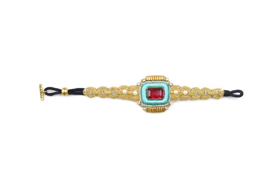 Bracelet chic Dulce | Turquoise