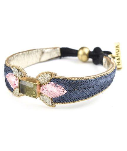 Bracelet chic Precious | Pink